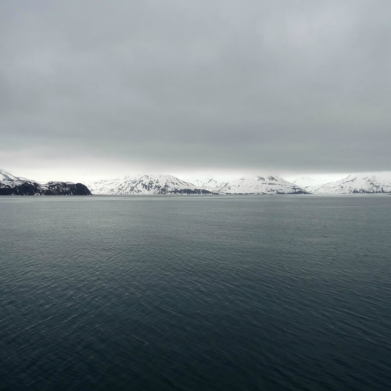dark and beautiful Unalaska