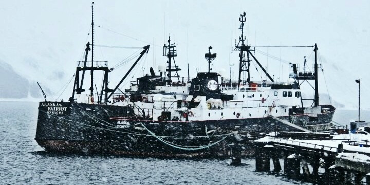 Fishing Company Of Alaska In Dutch Harbor